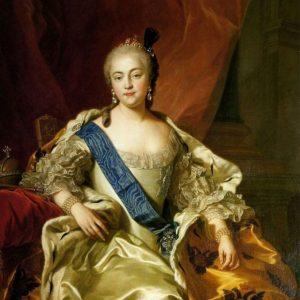 Елизавета ( 1741 - 1762 )